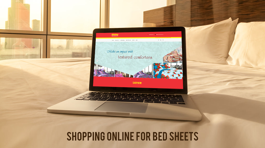 Why you should Buy Bed Sheets Online
