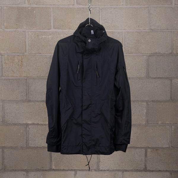11 by Boris Bidjan Saberi J2C Black Jacket SUPPLIES AND CO