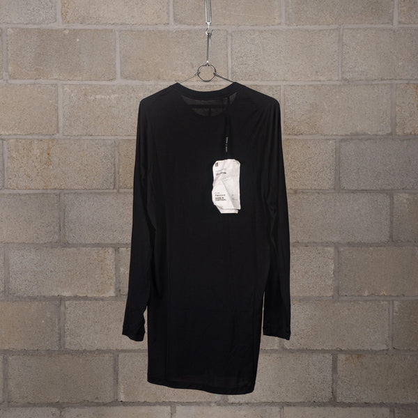 11 by Boris Bidjan Saberi LS3 Black Long Sleeve T-Shirt SUPPLIES AND CO