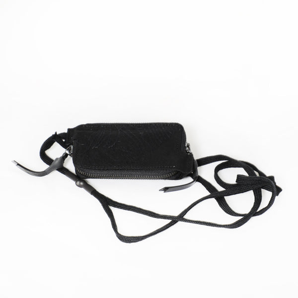 11 By Boris Bidjan Saberi Porn Embroidered Wallet SUPPLIES AND CO