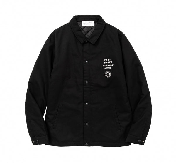PMD Work Jacket - Black