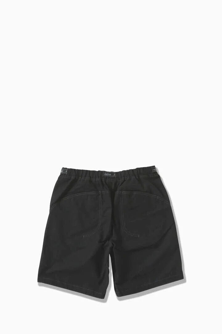 60/40 Cloth Short Pants - Black
