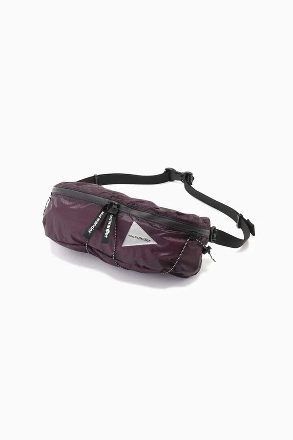 Sil Waist Bag - Purple