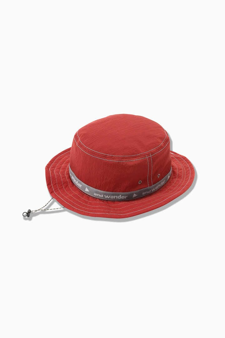 JQ Tape Hat - Red
