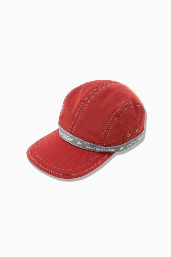 JQ Tape Cap - Red