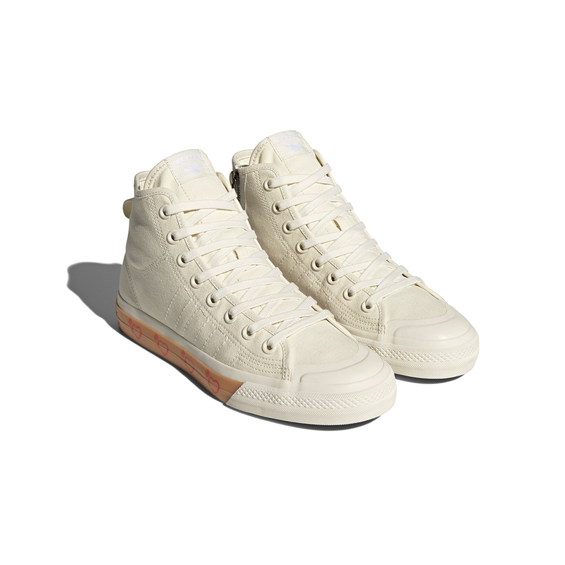 adidas x Human Made Nizza Hi - Off White