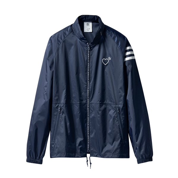 adidas x Human Made Windbreaker - Collegiate Navy
