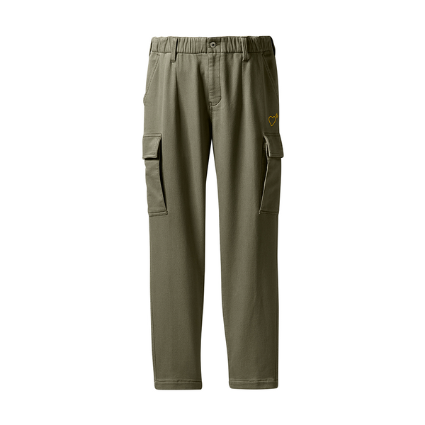 adidas x Human Made 5 Pocket - Raw Khaki S19