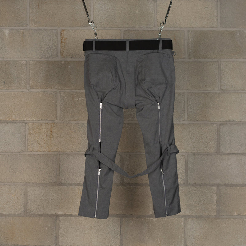 Bondage Trousers Modern - Grey