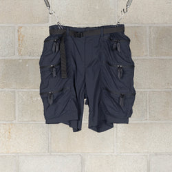 Container Shorts / Karu Stretch - Black-alk phenix-SUPPLIES & COMPANY