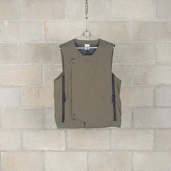 Crank Vest / Karu Stretch - Olive-alk phenix-SUPPLIES & COMPANY