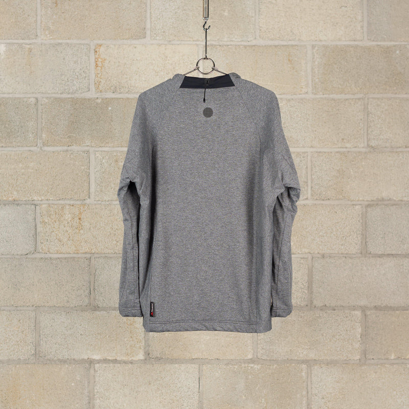 Orbit Sweater / Technista 48 x a - Heather Grey-alk phenix-SUPPLIES & COMPANY