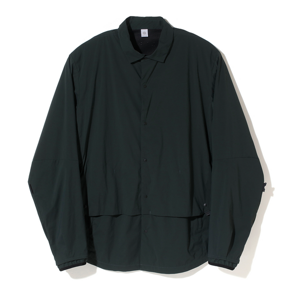 alk phenix Tab Shirtket (Karu Stretch x Technista 48) - Dark Green SUPPLIES AND CO