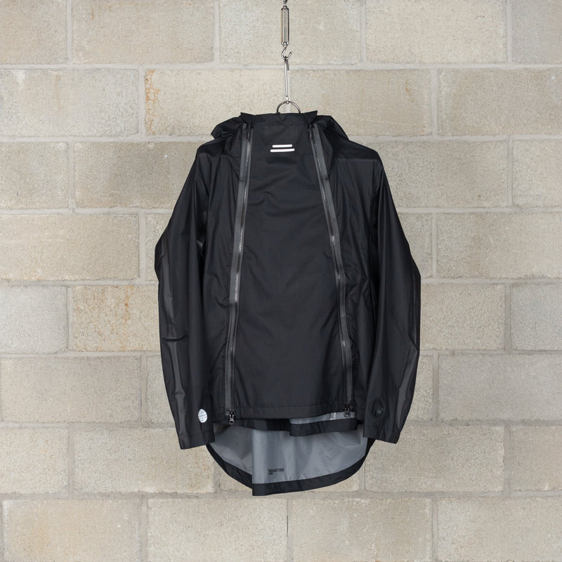 Umbrella Jacket / DRY BARRIER - Black-alk phenix-SUPPLIES & COMPANY