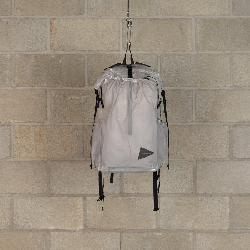 Cuben Fiber Backpack - White-and wander-SUPPLIES & COMPANY