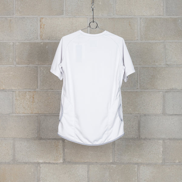 Dry Jersey Raglan Short Sleeve T-Shirt - White-and wander-SUPPLIES & COMPANY