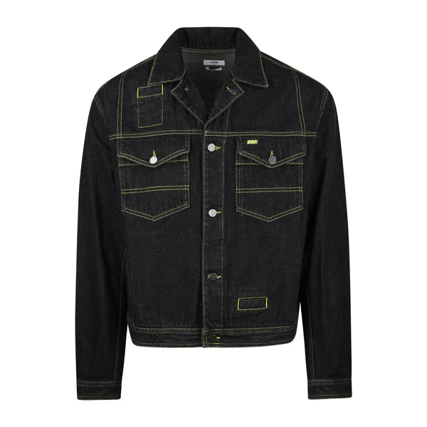 CMMN SWDN Brandon Denim Jacket SUPPLIES AND CO