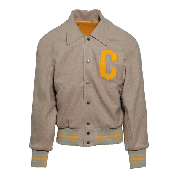 CMMN SWDN Dixon Reversible Baseball Jacket SUPPLIES AND CO