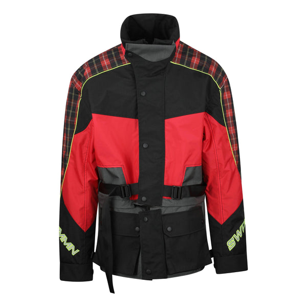 CMMN SWDN Roman Technical Moto Jacket SUPPLIES AND CO