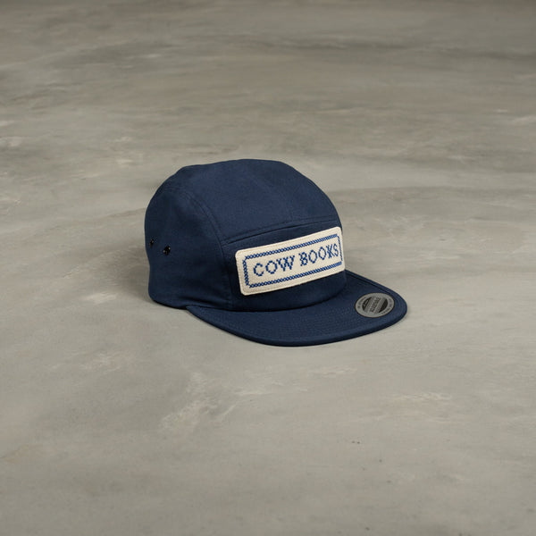 Book Vendor Cap - Navy-COW BOOKS-SUPPLIES & COMPANY