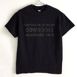 Book Vendor T-Shirt - Black