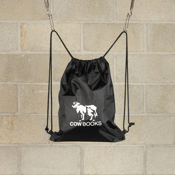Knapsack - Black-COW BOOKS-SUPPLIES & COMPANY