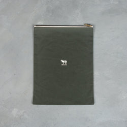 Pouch (L) - Green-COW BOOKS-SUPPLIES & COMPANY