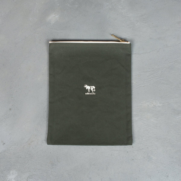 Pouch (M) - Green-COW BOOKS-SUPPLIES & COMPANY
