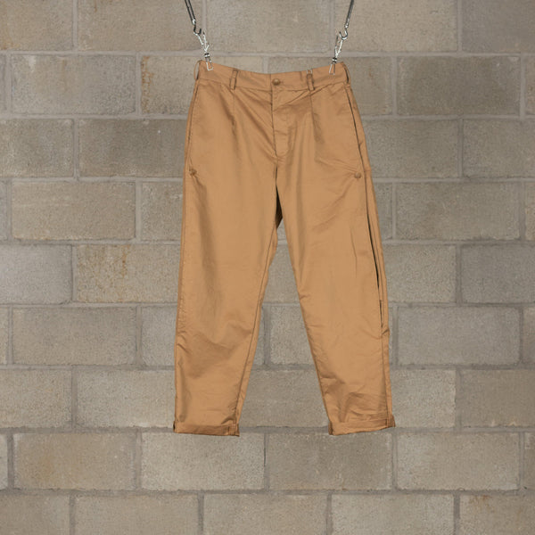 Engineered Garments Doug Pant - Orange PC Iridescent Twill SUPPLIES AND CO