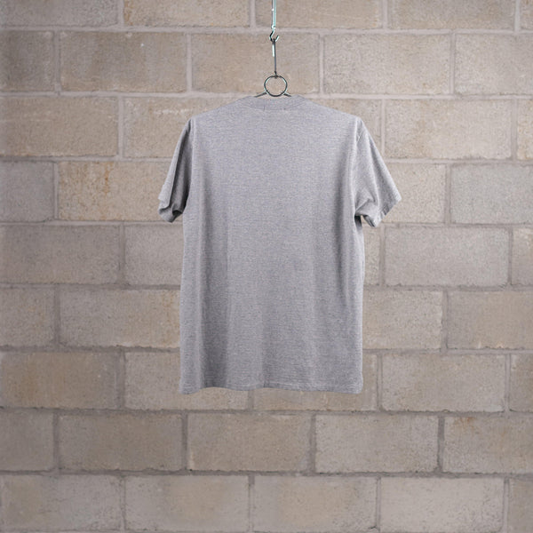Engineered Garments Printed T-Shirt - Grey Long Island City Print SUPPLIES AND CO