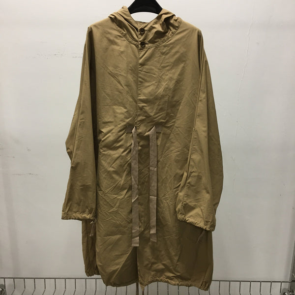 Nylon Poncho - Beige-Every Condition Life-SUPPLIES & COMPANY