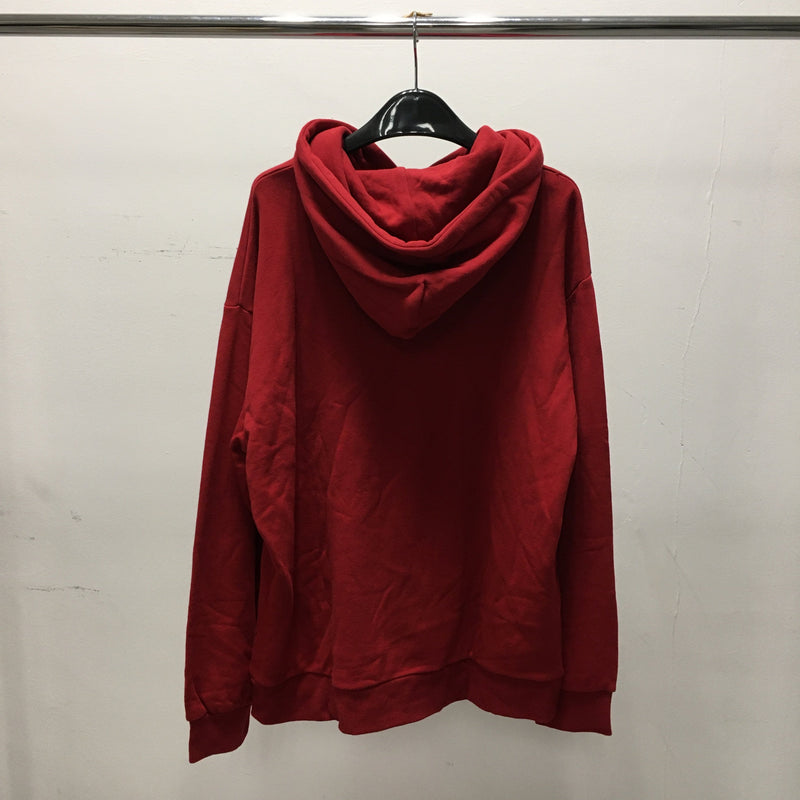 Sweat Parka - Red-Every Condition Life-SUPPLIES & COMPANY