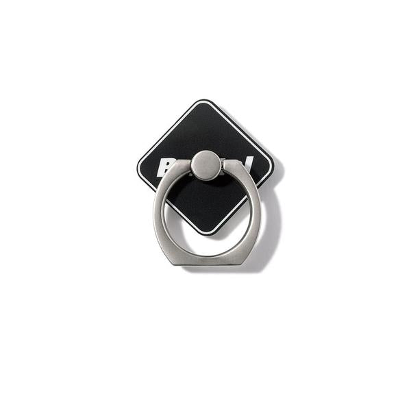 Emblem Phone Ring - Black-F.C.Real Bristol-SUPPLIES & COMPANY