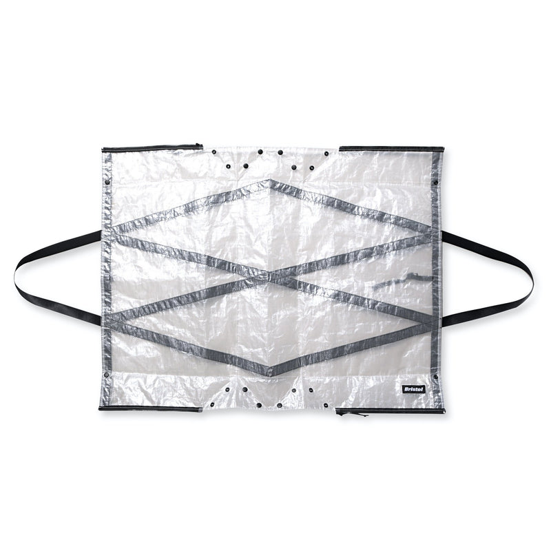 Ground Sheet Tote Bag - A (Clear)-F.C.Real Bristol-SUPPLIES & COMPANY