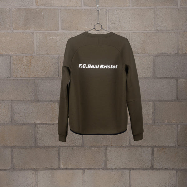 F.C.Real Bristol Sweat Crewneck SUPPLIES AND CO