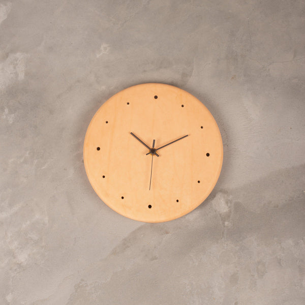 Hender Scheme Hender Scheme Clock SUPPLIES AND CO