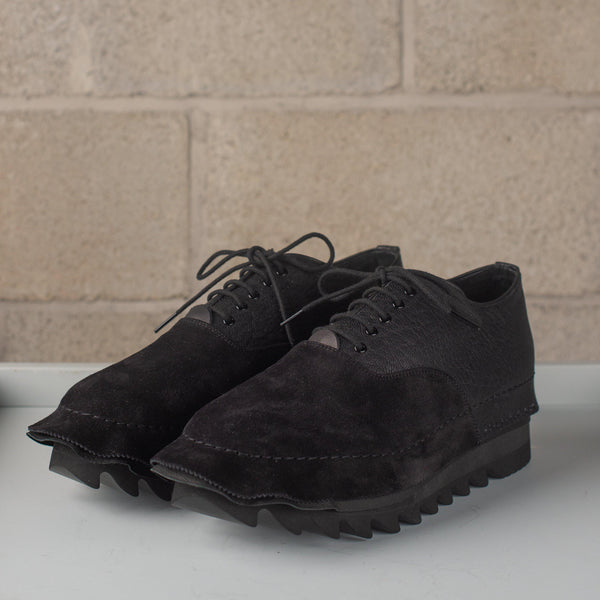 Hender Scheme Skirt Shoes - Black SUPPLIES AND CO
