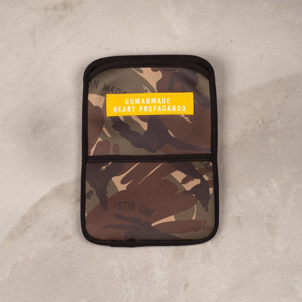 Camo iPad Mini Case - Olive Drab-Human Made-SUPPLIES & COMPANY