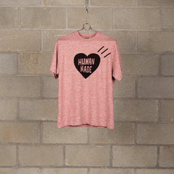 Human Made Colour T-Shirt #01 - Pink SUPPLIES AND CO