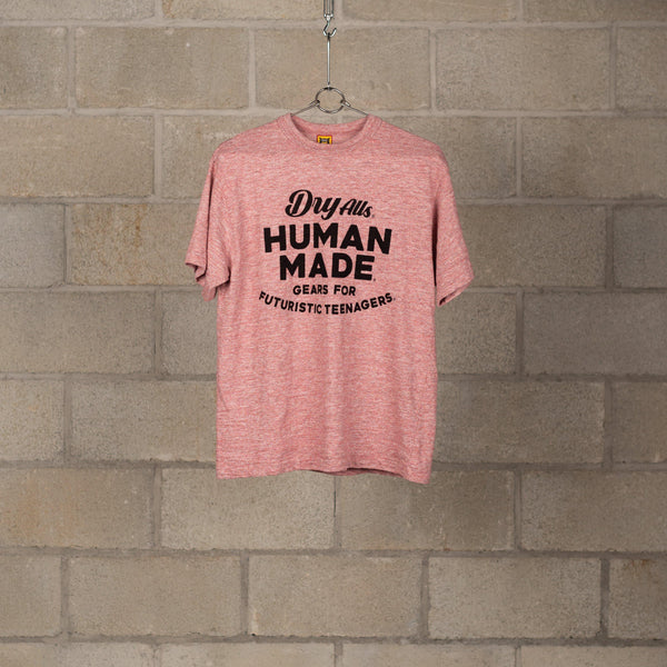 Human Made Colour T-Shirt #02 - Pink SUPPLIES AND CO