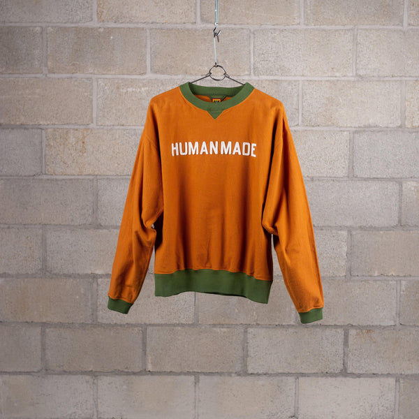 Human Made Flannel Sweatshirt SUPPLIES AND CO