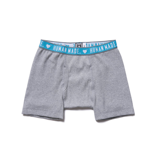 HMMD Boxer Brief - Grey-Human Made-SUPPLIES & COMPANY