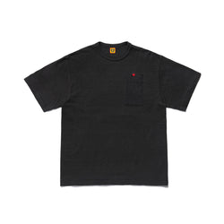 Long Pocket T-Shirt - Black-Human Made-SUPPLIES & COMPANY
