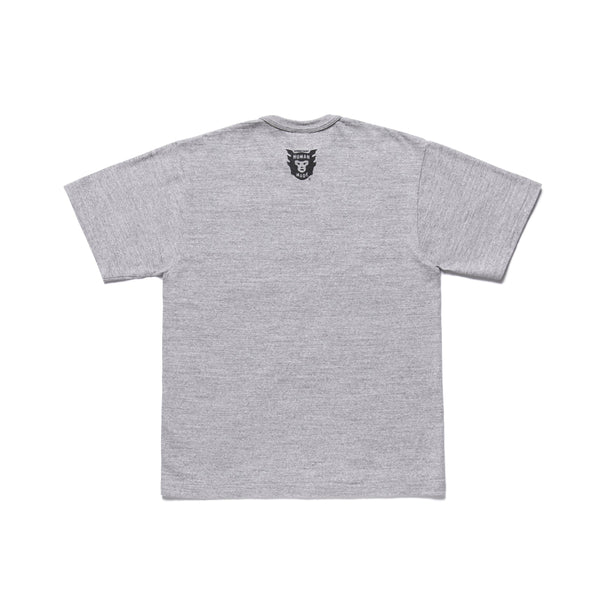 Long Pocket T-Shirt - Grey-Human Made-SUPPLIES & COMPANY