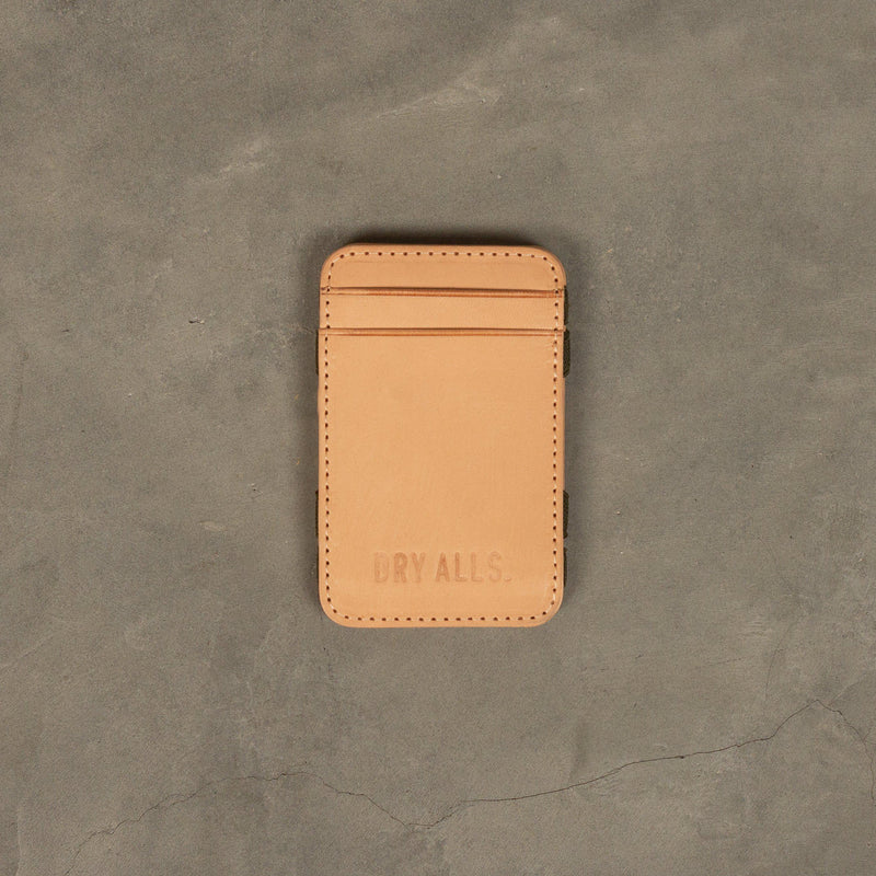 Magic Money Clip - Beige-Human Made-SUPPLIES & COMPANY