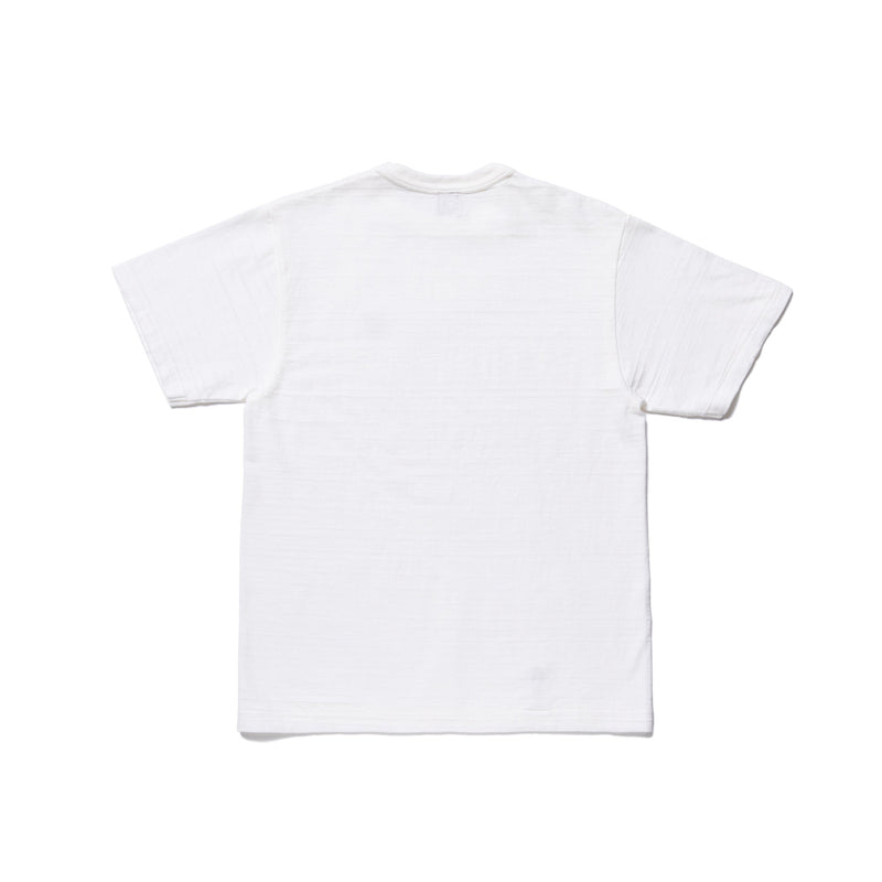 STRMCWBY One Point T-Shirt - White-Human Made-SUPPLIES & COMPANY