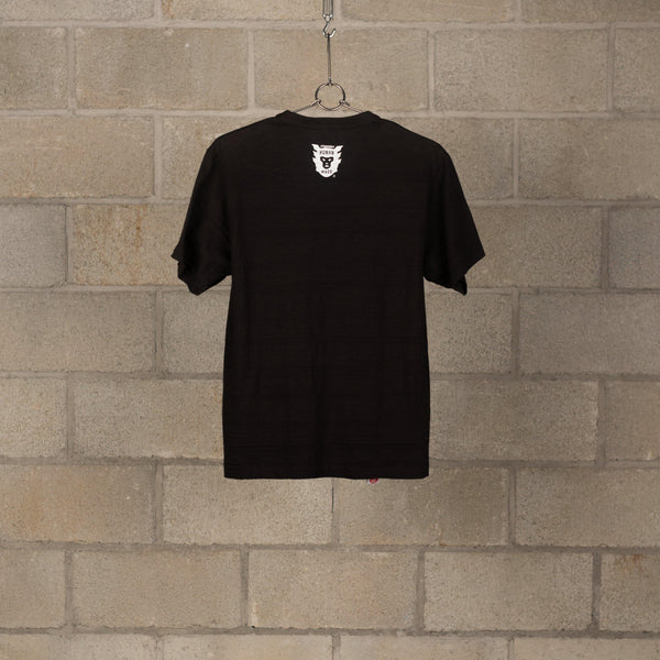Human Made T-Shirt #1704 - Black SUPPLIES AND CO
