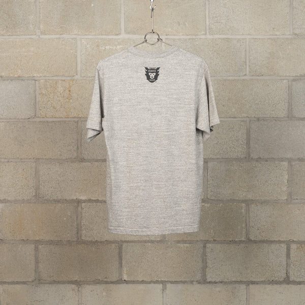 Human Made T-Shirt #1814 - Grey SUPPLIES AND CO