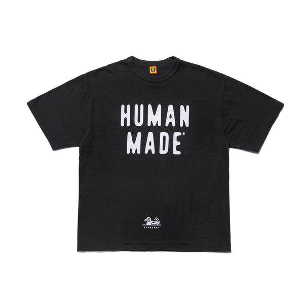 T-Shirt #1909 - Black-Human Made-SUPPLIES & COMPANY