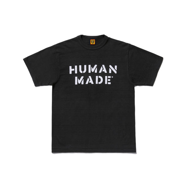 T-Shirt #1914 - Black-Human Made-SUPPLIES & COMPANY